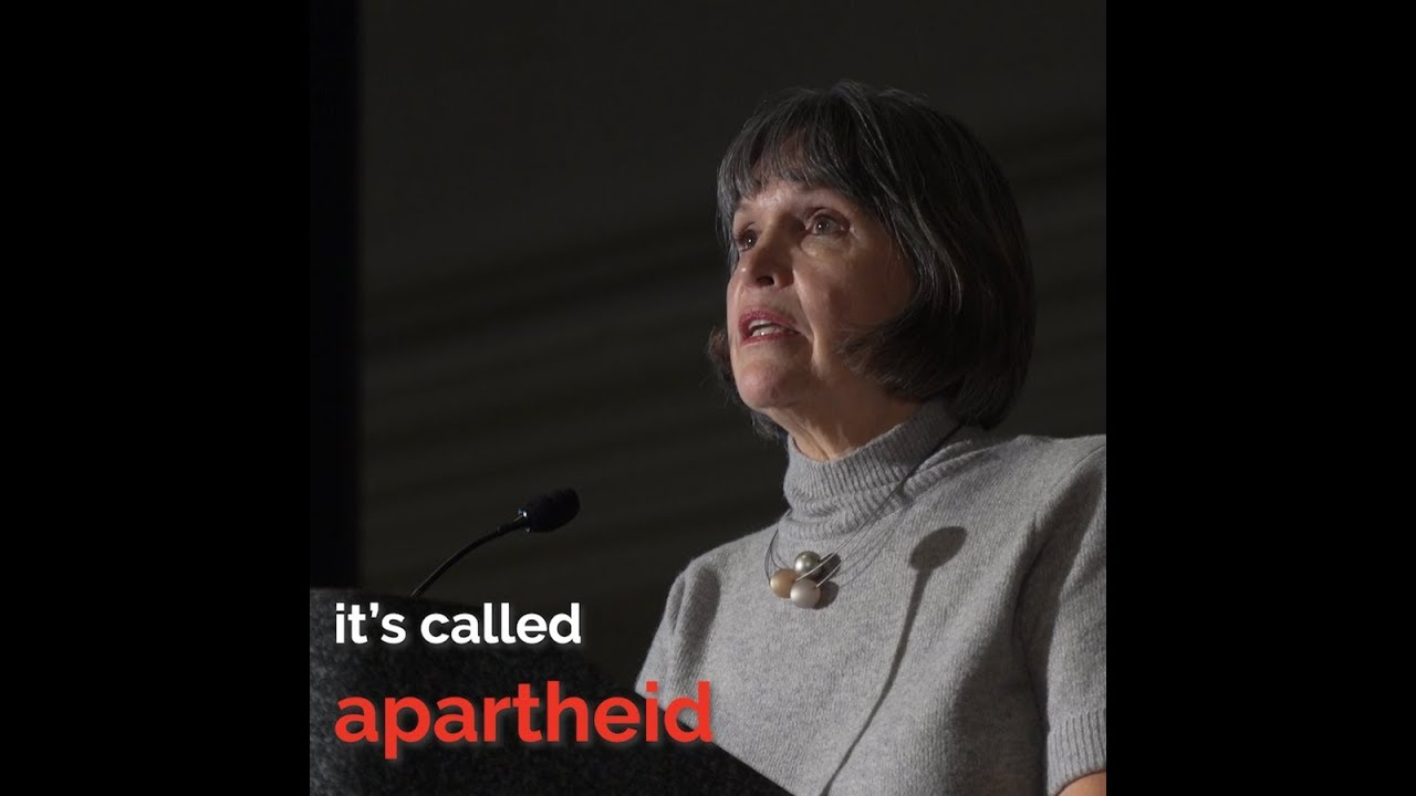 """""""It is Apartheid"""" - Rep. Betty McCollum at the 2018 USCPR national conference [SPEECH HIGHLIGHTS]"""